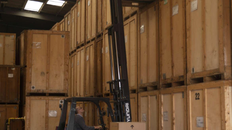 Garde-meubles, stockage et archivage